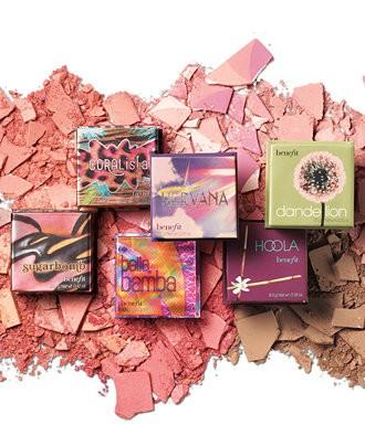 Benefit Cosmetics Dandelion Shimmer Cheek & Face Powder