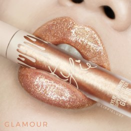 "Kylie Vacation Super Glitter Gloss ""Glamour"""