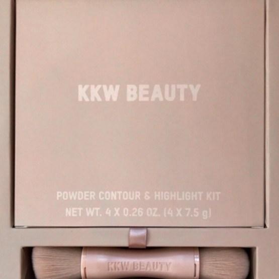"KKW Powder Contour & Highlight Kit ""Medium"""