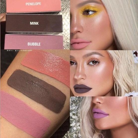 "Kylie Cosmetics Matte Lip Kit ""Penelope"""