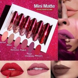Kylie | Valentine's Edition Mini Matte Liquid Lip Kit ~ SOLD OUT!
