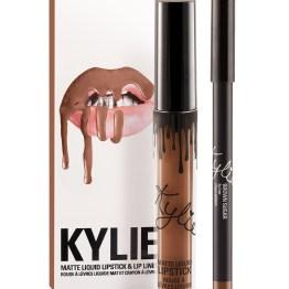 Kylie Lip Kit by Kylie Jenner Brown Sugar Matte Liquid Lipstick