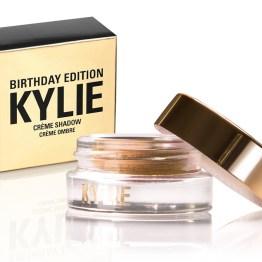 """Kylie """"Copper""""   Birthday Edition Crème Shadow"""