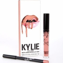 Kylie Lip Kit by Kylie Jenner | Candy K Matte Liquid Lipstick