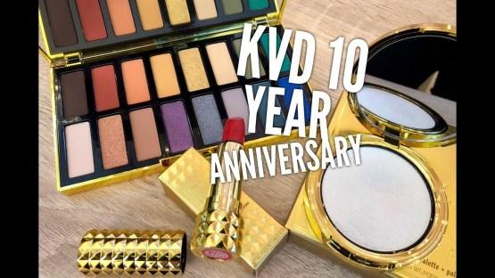 Edit: Kat von D 10-Year Anniversary Metal Crush Extreme Highlighter