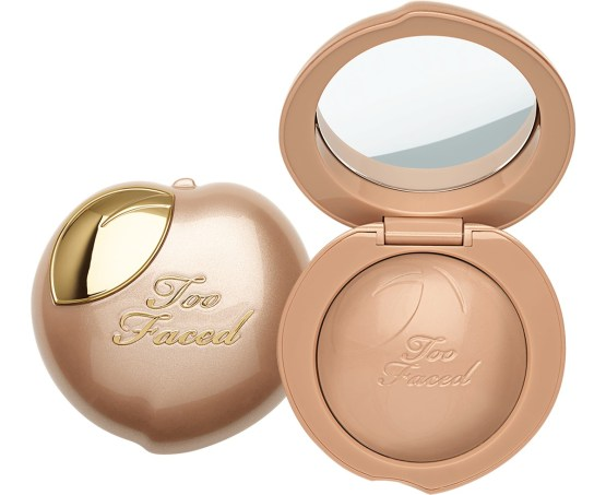"""Too Faced Peach Frost Highlighter """"Happy Face"""""""