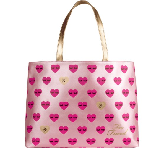 Too Faced Better Than Sex Tote