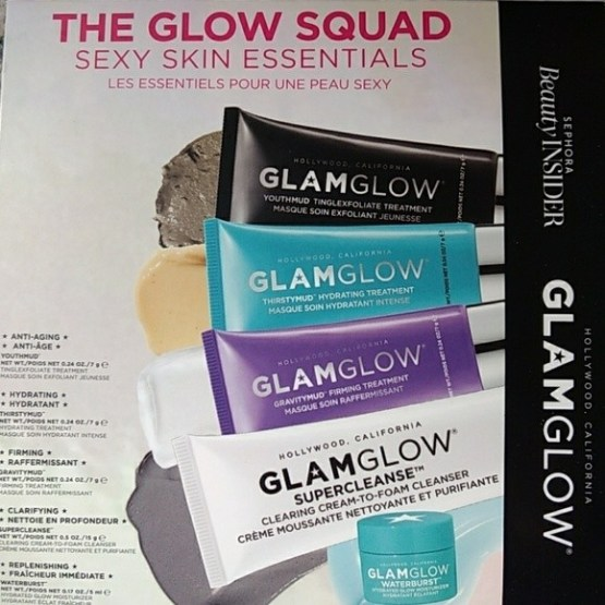 Sephora Exclusive Glamglow The Glow Squad Sexy Skin Essential Set