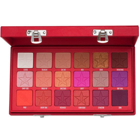 Edit: Jeffree Star Cosmetics Blood Sugar Palette