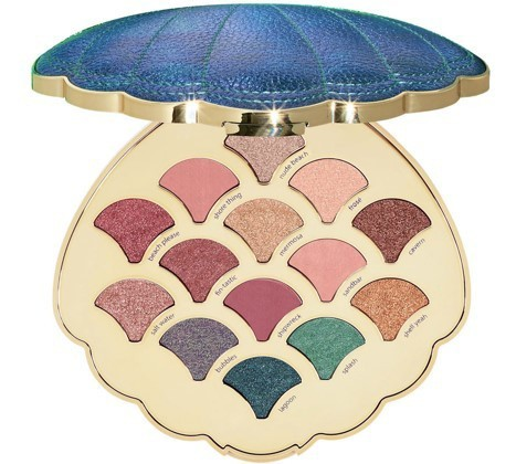 Tarte Cosmetics Be A Mermaid & Make Waves Eyeshadow Palette