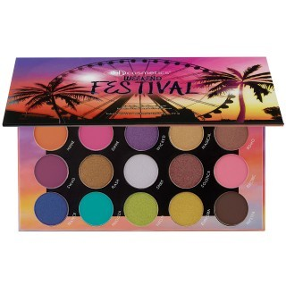 BH Cosmetics Weekend Festival Palette