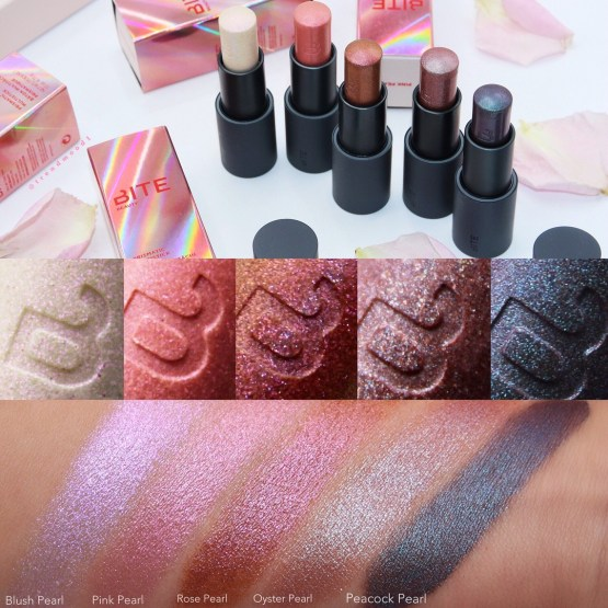 """Bite Beauty Prismatic Pearl Multistick """"Pink Pearl"""""""