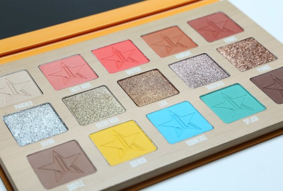 Jeffree Star Cosmetics Thirsty Shadow Palette