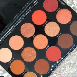 Morphe Brushes 15H Happy Hour Shadow Palette