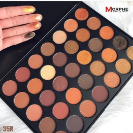 Morphe Brushes 35R Ready, Set, Gold Palette