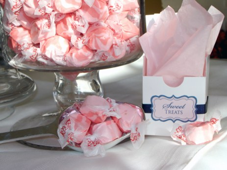 Wedding - Dessert Table Custom Boxes