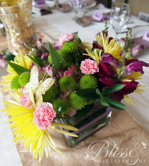 Birthday Party Flowers