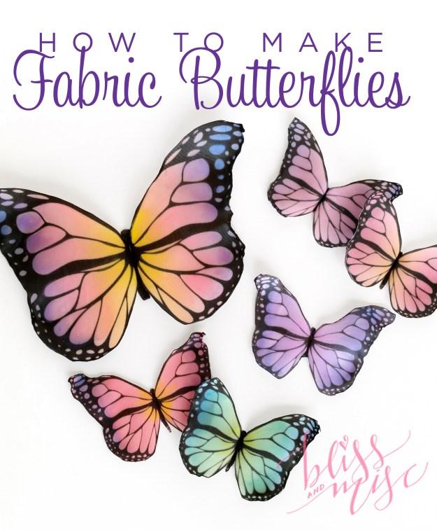 FabricButterflies