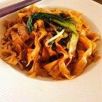Kway Teow (Malaysian Flat Noodles)