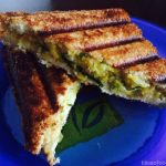 Corn Sandwich, Grilled Corn sandwich
