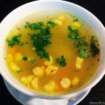 Oats & Vegetable Soup , Sopus