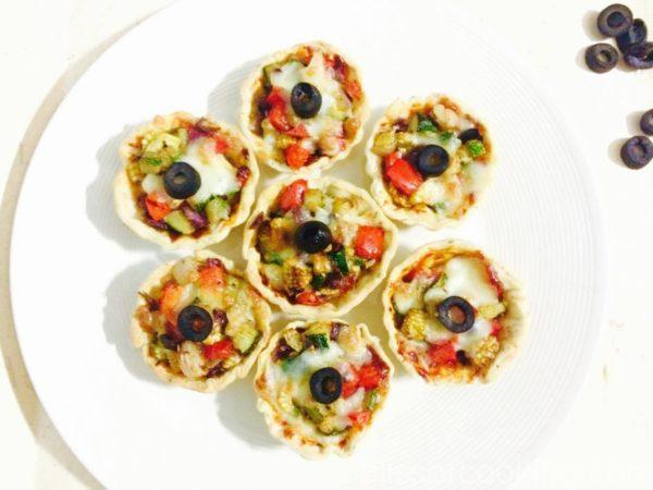 Pizza Tartlets