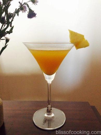 Sparkling Pineapple