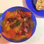 Chilli Bean Soup