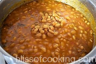 Soya Bean Masala