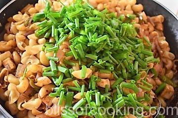 Chinese Tofu Macaroni, Chinese Tofu Macroni