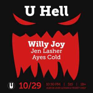 U Hell at U Street Music Hall 10/29