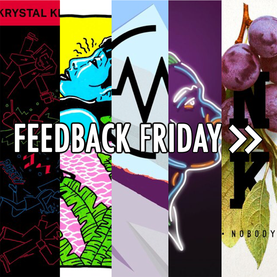 Sixth Feedback Friday Image