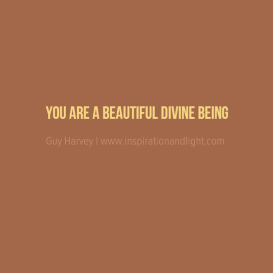 beautifuldivinebeing