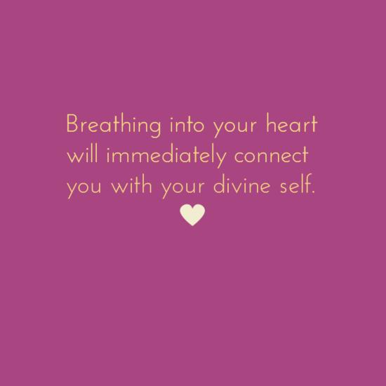 breathingintotheheart