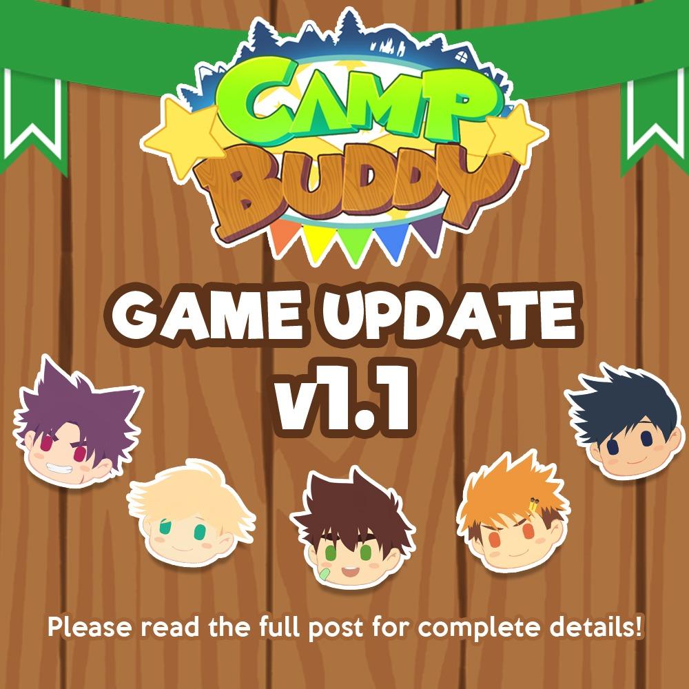 Game Update v1.1 Released!