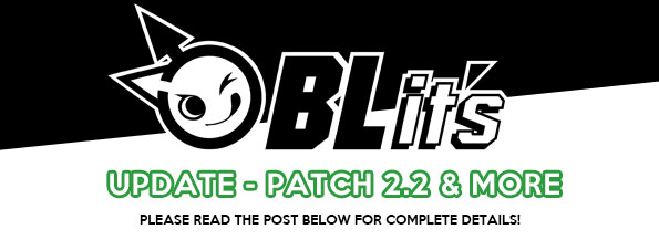 Update – Patch 2.2 & More