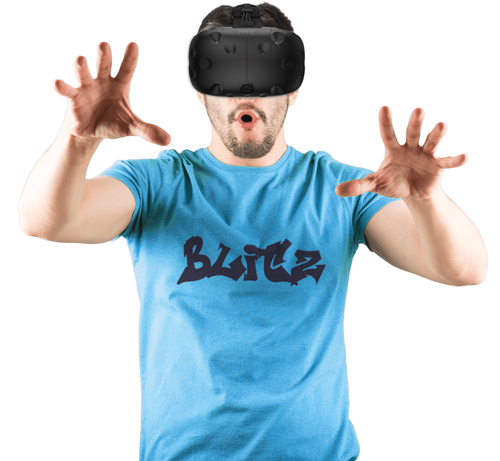 experience Virtual Reality in BLITZ