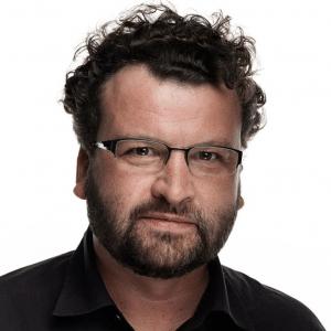 Stefan Gilgen, Chef bei Blitz & Donner Werbeagentur Bern