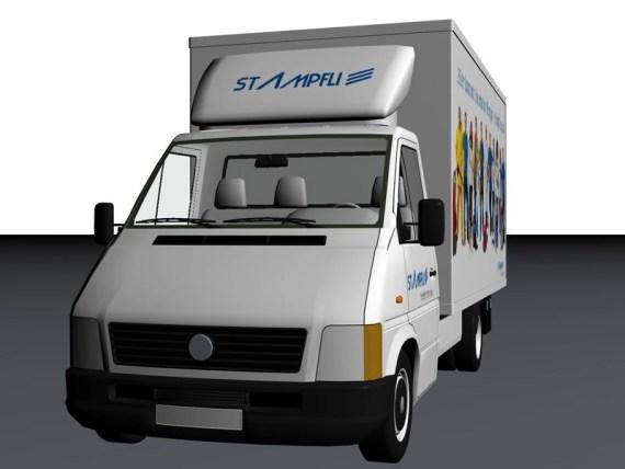 Fahrzeugbeschriftung für Stampfli Reinigungen-3201