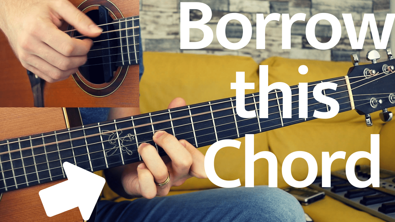 Chord Secret The Minor 4th Substituting Chords From Different Key