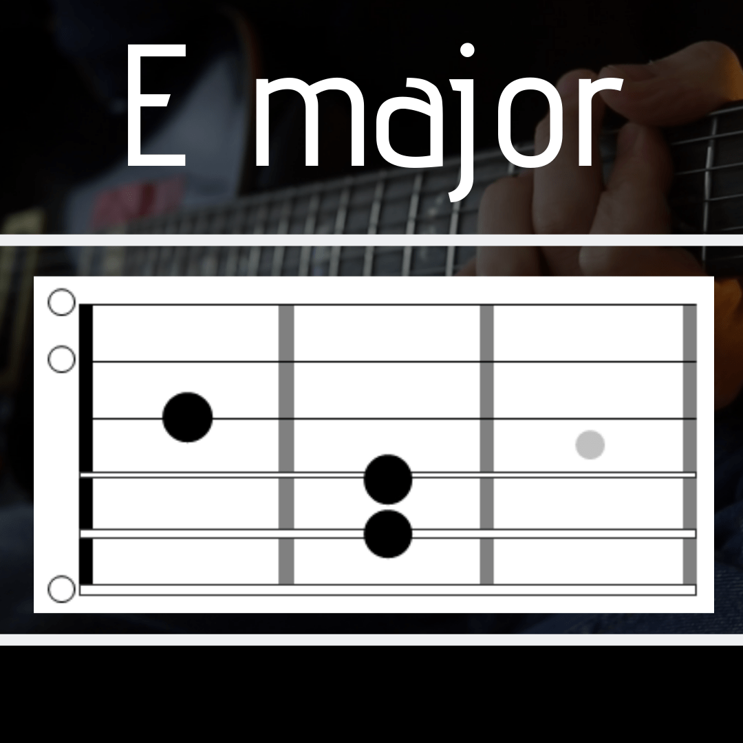 15 Beautiful E Major Chord Shapes on Guitar … and How to Use Them ...