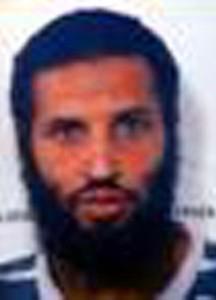 Guarda la versione ingrandita di Terroristi assolti a Milano tenevano ostaggio Failla e Piano. Nella foto Abu Nassim, all'anagrafe Moez Ben Abdelkader Fezzani