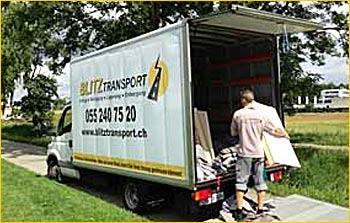 Transporte Zürich