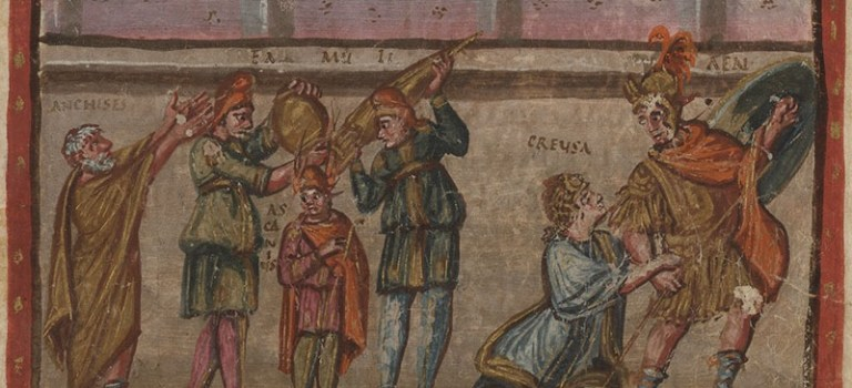 Vers un réseau social pour des émigrés antiques
