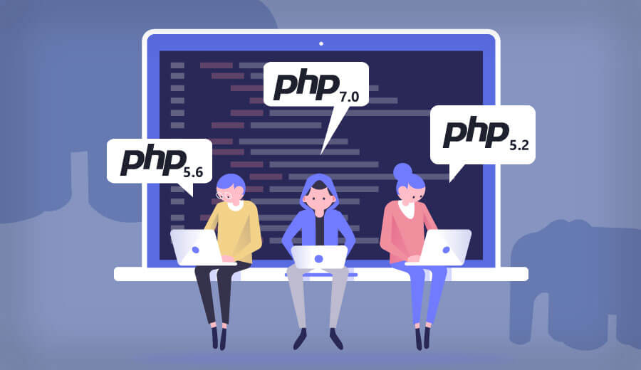 Como alterar a versão do PHP no cPanel