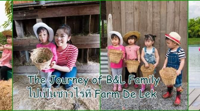 Farm De Lek – ขอออกจากเมืองไปเป็นชาวไร่สักวัน