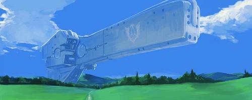 「標準型戦艦」/「かじじ」