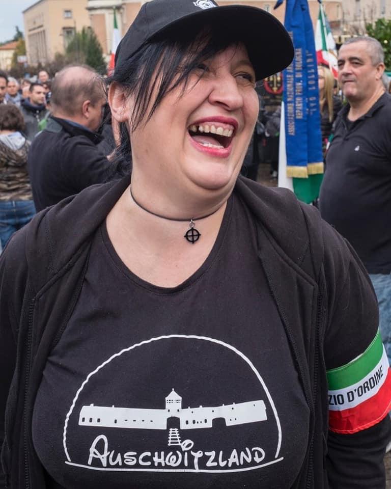 Fascista Selene Ticchi