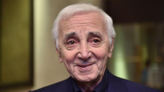 Foto Charles Aznavour