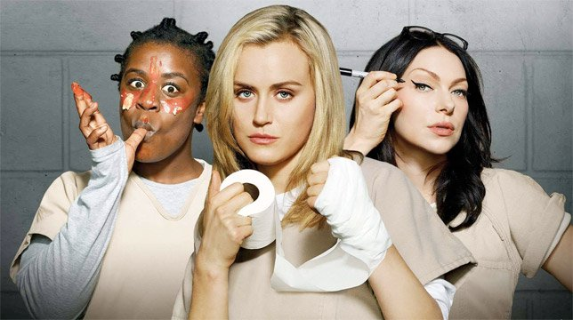 le protagoniste lesbiche di Orange is the New Black